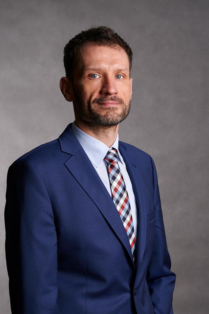 Marek Kremzer-Wiceprzewodniczący Rady Gminy Wielowieś.jpeg