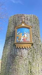 Galeria Niezwykła kapliczka w Goju i stacje drogi krzyżowej